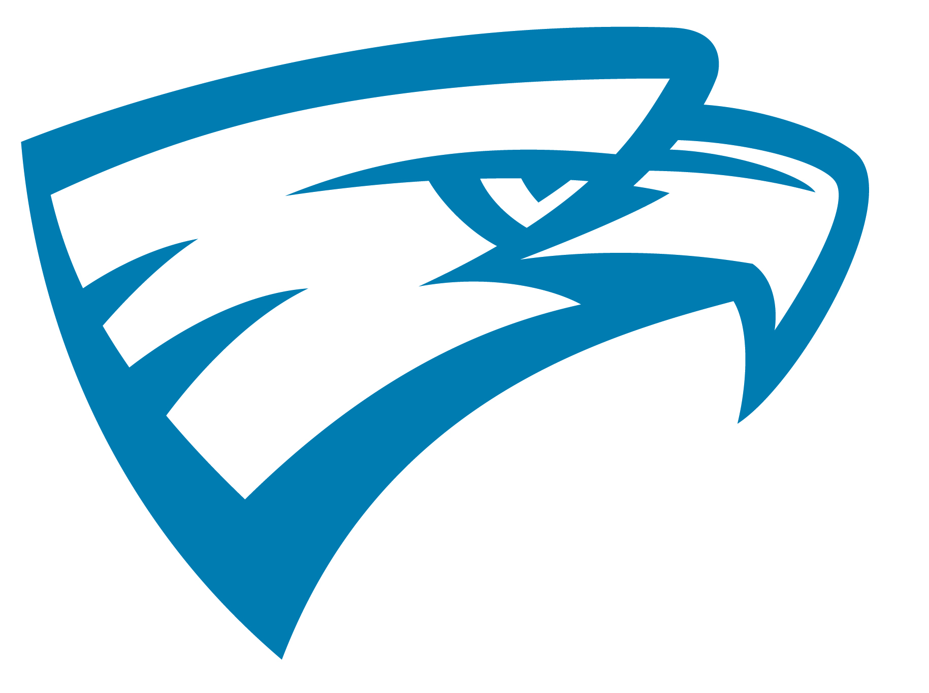 Blue Eagle Logo Name