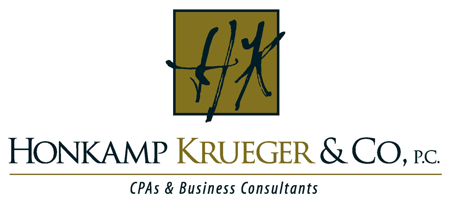 Honkamp Krueger Logo