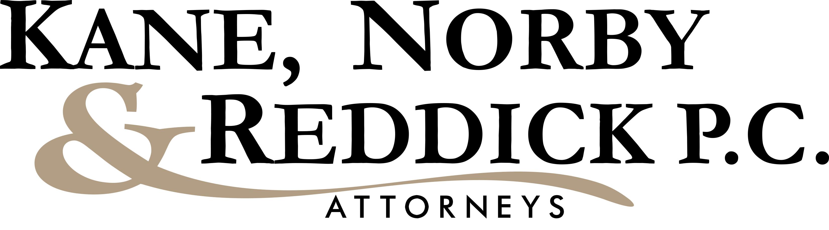 Kane Norby Reddick Logo