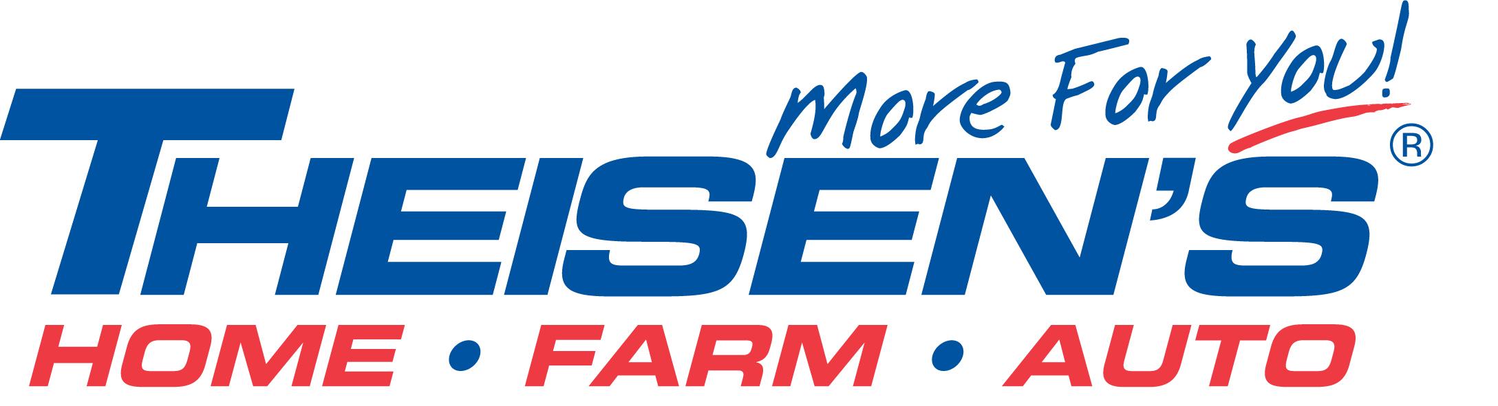 Theisen's Logo
