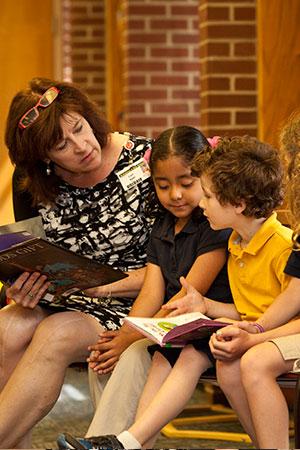 St Anthony Catholic Elementary Welcome Image