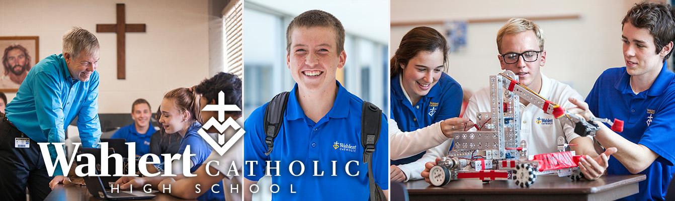 Wahlert Catholic High School